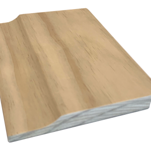 Accoya Clear A1 Radiata Pine TF4 Shiplap Profile (Pack)