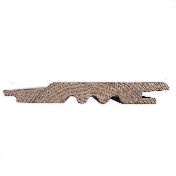 remium Timber Cladding SertiWOOD® Viking White Oak Secret Fix