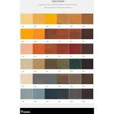Oak Light Brown/Orange  Colour Wood Stain for External joinery 2.7ltr