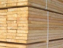 Sawn Siberian Larch Square Edge, Kiln Dried *KD 18% Sawfalling I-IV (Pack) 32x150mm