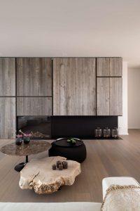Innsbruk Internal Grey Panels and Cladding
