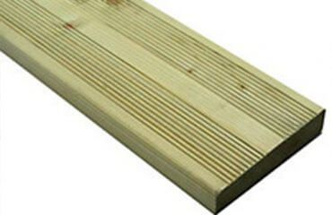 Timber Focus softwood decking