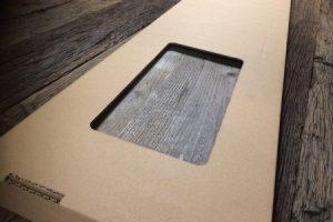 BarnWood in a Box Packaging DIY Internal Cladding
