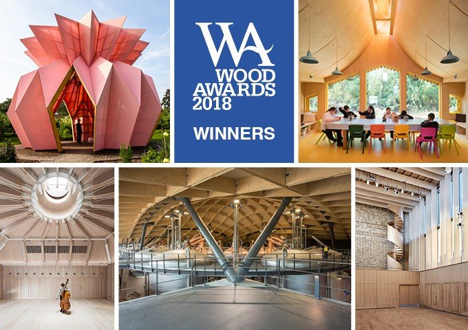 2018 Wood Awards Uk Winners Demonstrate The Possibilities Of