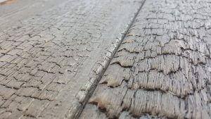 Burnt Wood Cladding
