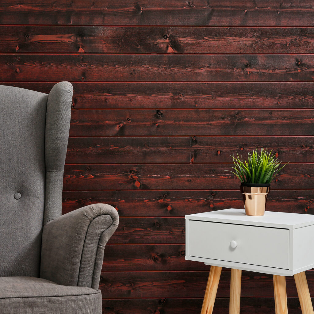 Premium Timber Cladding SertiWOOD® Rustic Cherry