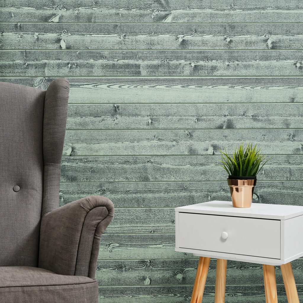 Premium Timber Cladding SertiWOOD® Rustic Mint