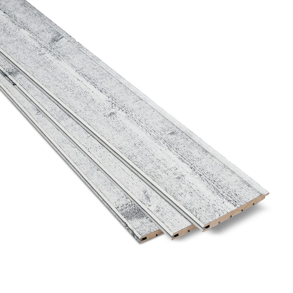 Premium Timber Cladding SertiWOOD® Rustic Smoke internal 3 boards