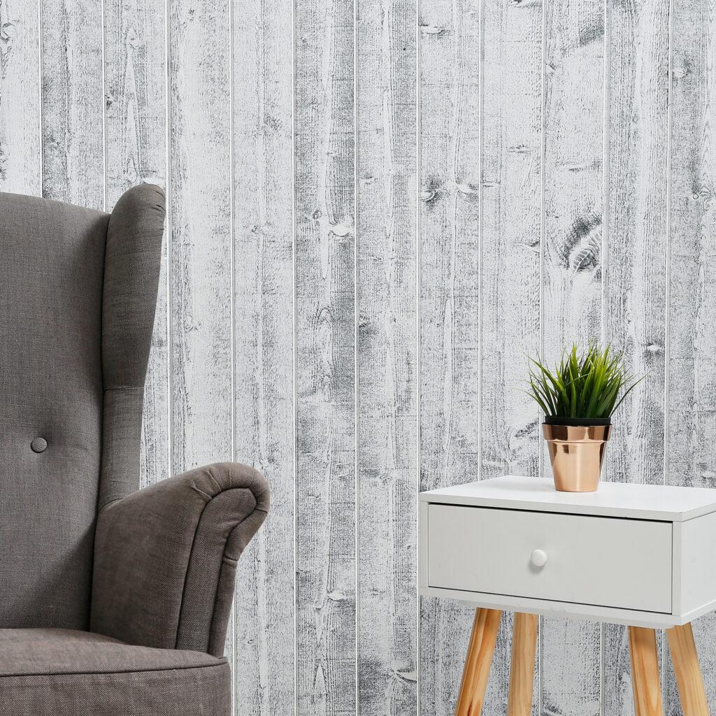 Premium Timber Cladding SertiWOOD® Rustic Smoke