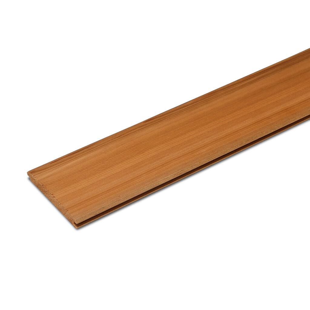 Timber Focus Premium Western Red Cedar Tongue and Groove Cladding and Fencing board