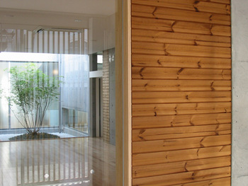 Thermowood Horizontal cladding Redwood D S/F Excl 6th PMV