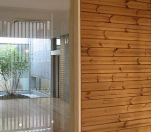 Thermowood cladding TF1