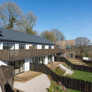 Exterior Timber Cladding and Decking