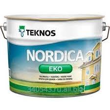 Grey Wood Stain Nordica Eko 3330-12 (Grey Weathered Look) 2.7ltr