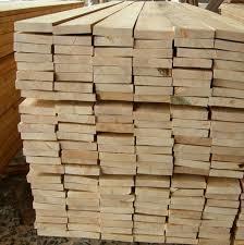 Sawn Siberian Larch Square Edge, Kiln Dried *KD 18% Sawfalling I-IV (Pack) 25x150mm