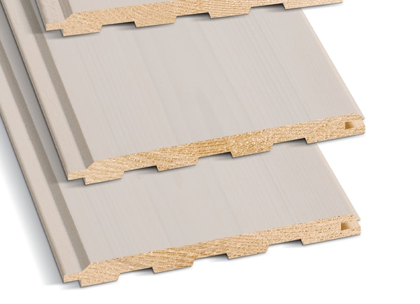 Whitewash Wax Finish, Tongue & Groove Profile for Internal  Cladding or Ceilings (pack)