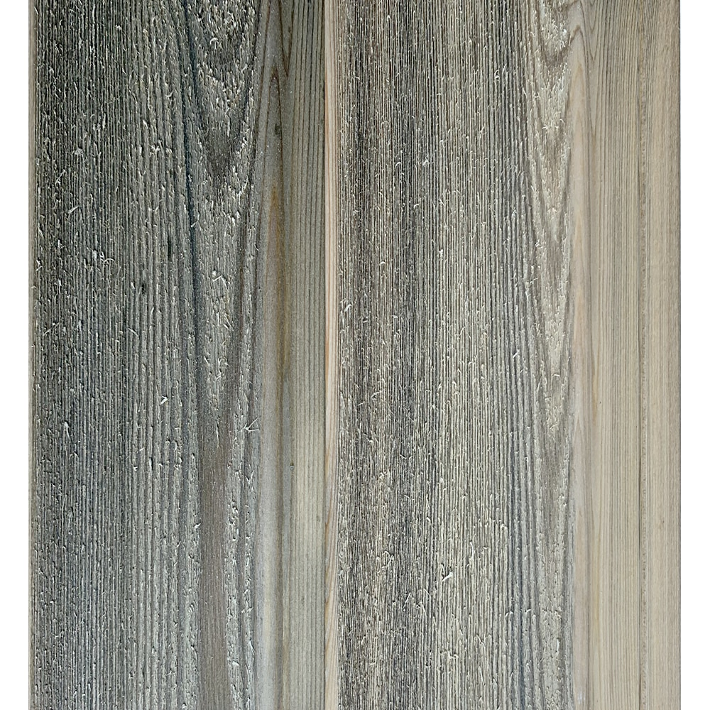 Siberian Larch Heartwood,Pre-Aged Old Look Exterior Timber Cladding, Tongue and Groove Shiplap (Pack)