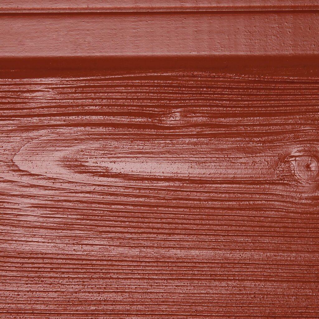 Premium Timber Cladding SertiWOOD® Viking Swedish Red Secret Fix Close up