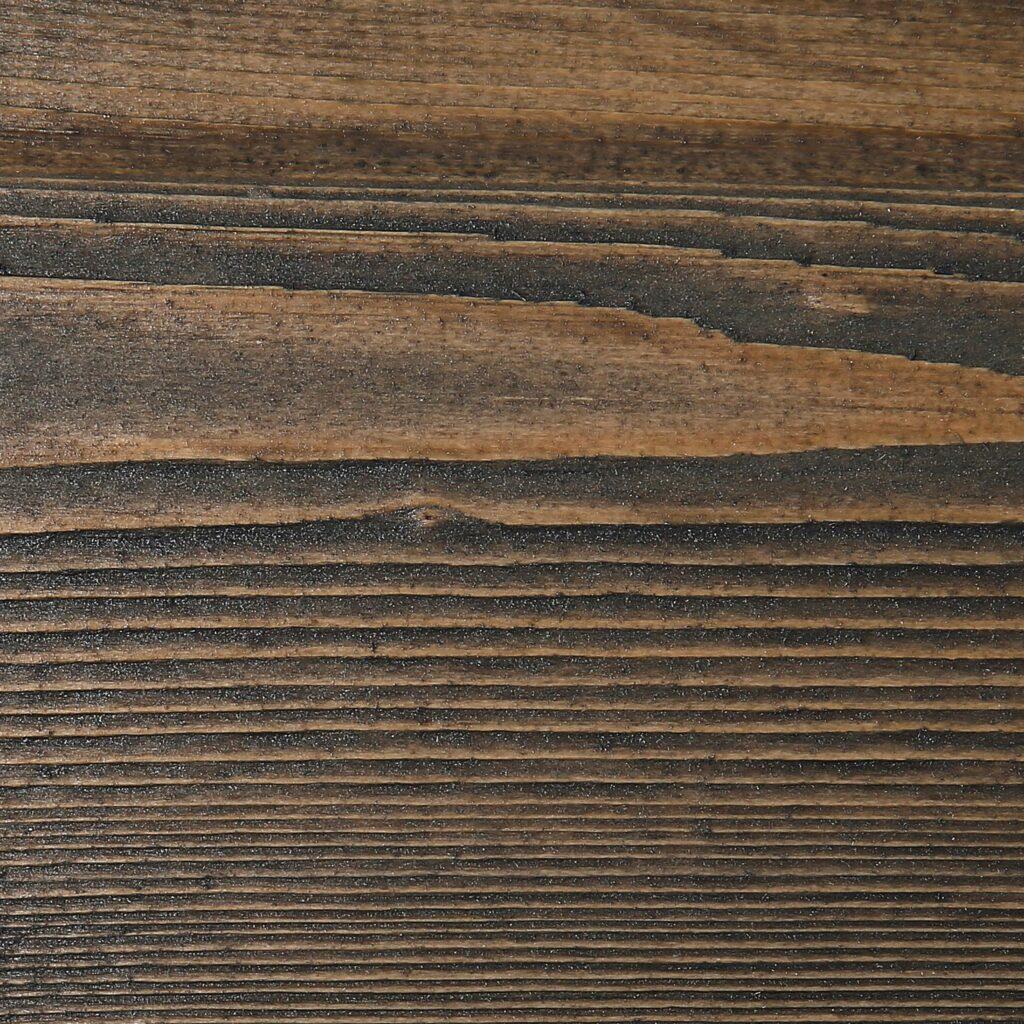 Premium Timber Cladding SertiWOOD® Viking Anthracite Grey Secret Fix Translucent Close UP