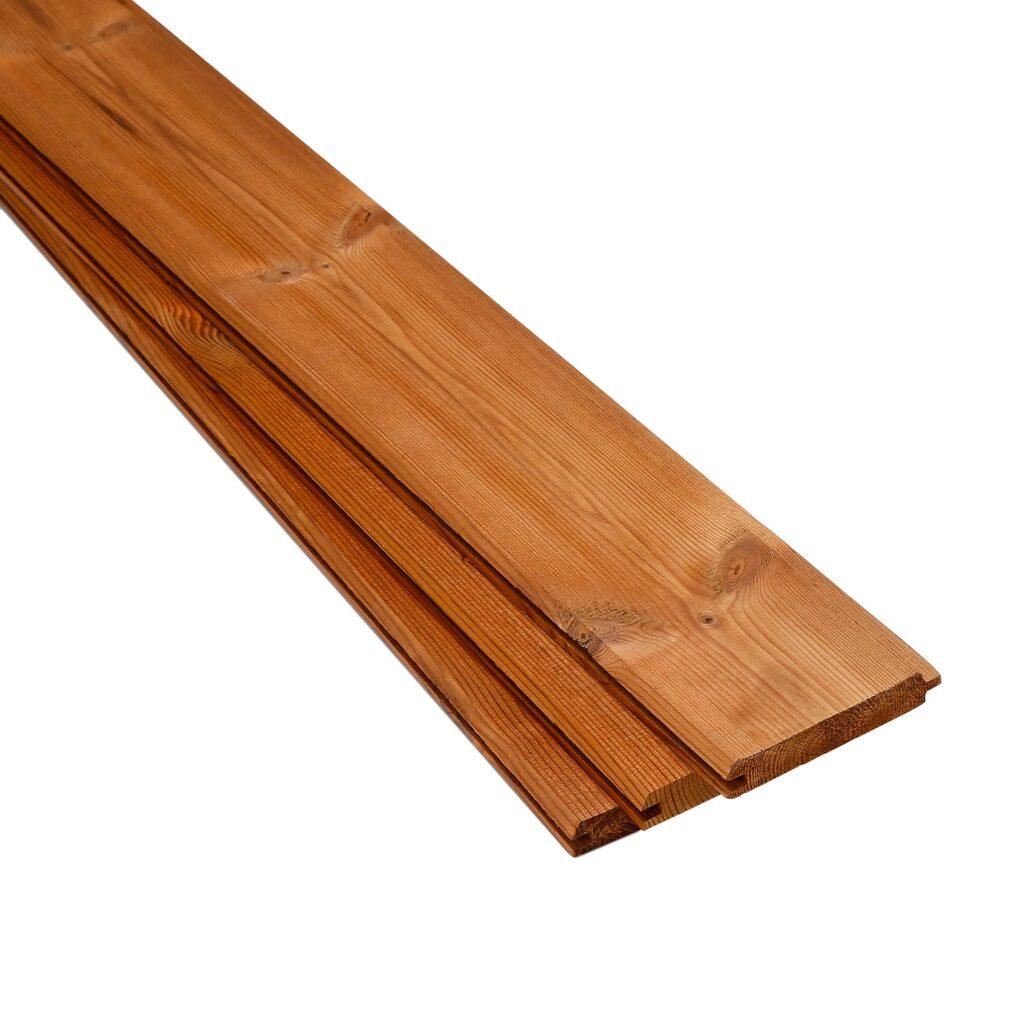 PMV Thermowood Sertiwood Redwood Durable