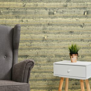 SertiWOOD Rustic Lemon Timber Cladding Internal Walls and Ceilings 12x120mmx2.357mtr (248 pieces in a pack) 65.1m2