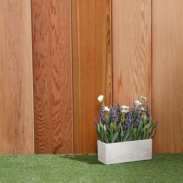 Canadian Western Red Cedar Tongue and Groove premium cedar from Vancouver